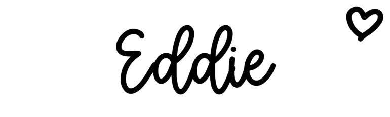 About the baby nameEddie, at Click Baby Names.com