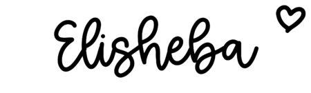About the baby nameElisheba, at Click Baby Names.com