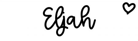 About the baby name Eljah, at Click Baby Names.com
