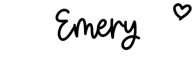 28++ Emery indian name meaning ideas