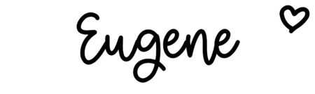 About the baby nameEugene, at Click Baby Names.com