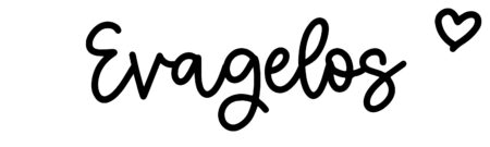 About the baby nameEvagelos, at Click Baby Names.com