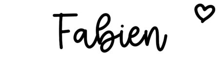About the baby name Fabien, at Click Baby Names.com