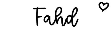About the baby name Fahd, at Click Baby Names.com