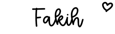 About the baby name Fakih, at Click Baby Names.com
