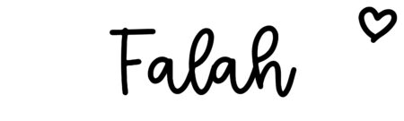 About the baby name Falah, at Click Baby Names.com