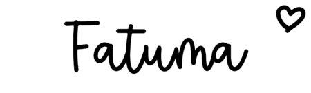 About the baby nameFatuma, at Click Baby Names.com