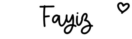 About the baby nameFayiz, at Click Baby Names.com