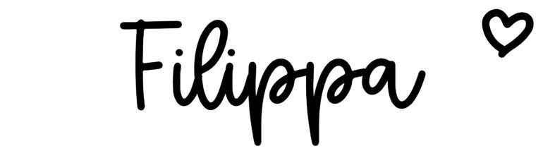 About the baby nameFilippa, at Click Baby Names.com