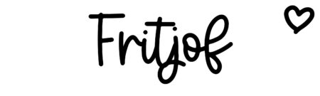 About the baby name Fritjof, at Click Baby Names.com