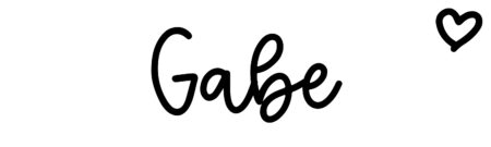 About the baby name Gabe, at Click Baby Names.com