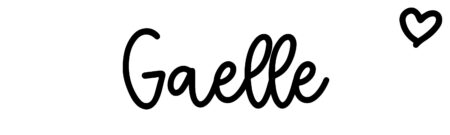 About the baby name Gaelle, at Click Baby Names.com