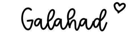 About the baby nameGalahad, at Click Baby Names.com