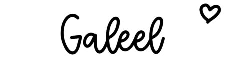 About the baby name Galeel, at Click Baby Names.com
