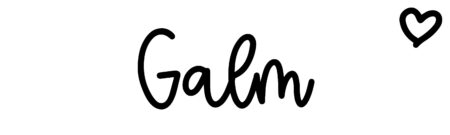 About the baby name Galm, at Click Baby Names.com