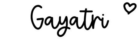 About the baby nameGayatri, at Click Baby Names.com
