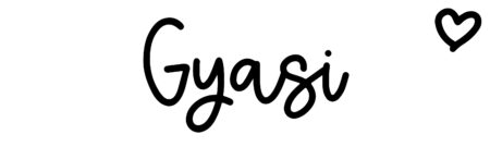 About the baby name Gyasi, at Click Baby Names.com
