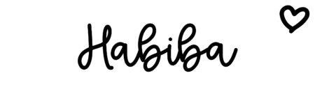 About the baby nameHabiba, at Click Baby Names.com