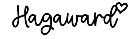 About the baby nameHagaward, at Click Baby Names.com