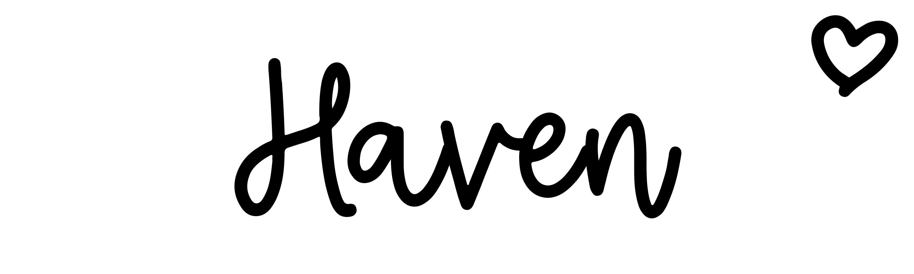 About the baby name Haven - Click Baby Names