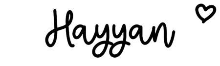 About the baby nameHayyan, at Click Baby Names.com