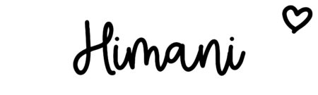 About the baby nameHimani, at Click Baby Names.com