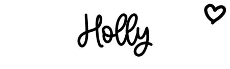 About the baby nameHolly, at Click Baby Names.com