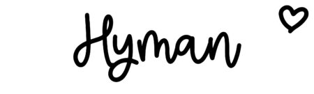 About the baby name Hyman, at Click Baby Names.com