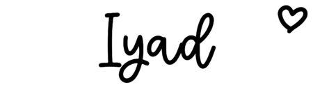 About the baby nameIyad, at Click Baby Names.com