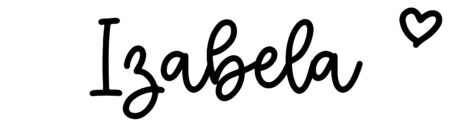 About the baby name Izabela, at Click Baby Names.com