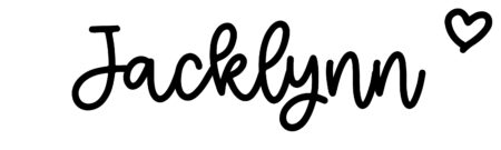 About the baby nameJacklynn, at Click Baby Names.com