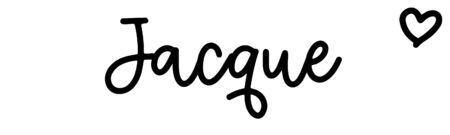 About the baby nameJacque, at Click Baby Names.com