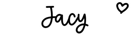 About the baby nameJacy, at Click Baby Names.com