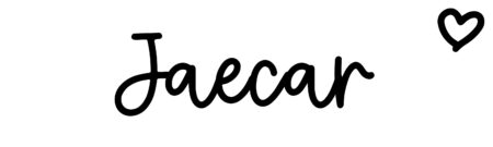 About the baby nameJaecar, at Click Baby Names.com