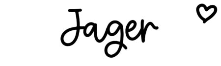About the baby nameJager, at Click Baby Names.com
