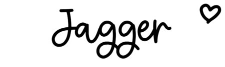 About the baby nameJagger, at Click Baby Names.com