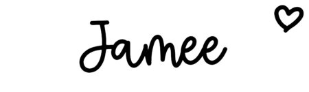 About the baby nameJamee, at Click Baby Names.com