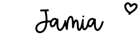 About the baby nameJamia, at Click Baby Names.com