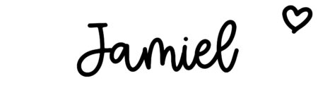 About the baby nameJamiel, at Click Baby Names.com