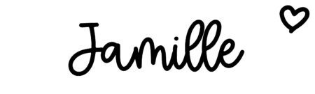 About the baby nameJamille, at Click Baby Names.com