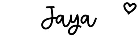 About the baby nameJaya, at Click Baby Names.com