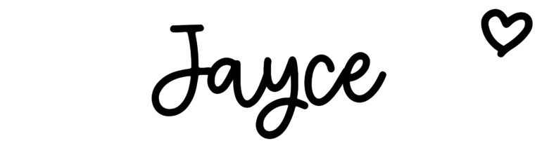 About the baby nameJayce, at Click Baby Names.com