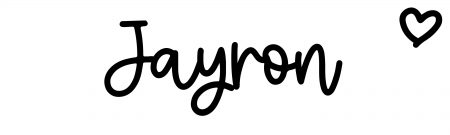 About the baby nameJayron, at Click Baby Names.com
