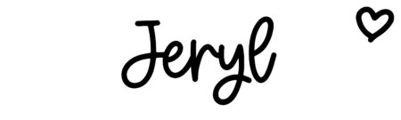 About the baby name Jeryl, at Click Baby Names.com