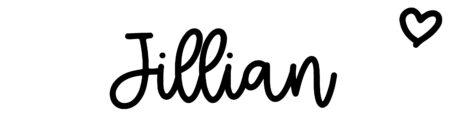 About the baby nameJillian, at Click Baby Names.com