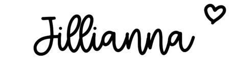 About the baby nameJillianna, at Click Baby Names.com