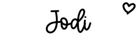 About the baby nameJodi, at Click Baby Names.com