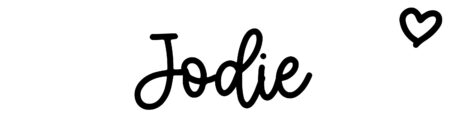 About the baby nameJodie, at Click Baby Names.com