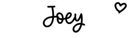 About the baby nameJoey, at Click Baby Names.com