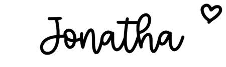 About the baby nameJonatha, at Click Baby Names.com